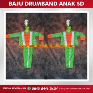 baju drumband anak sd