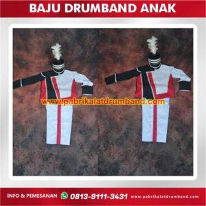 baju drumband anak