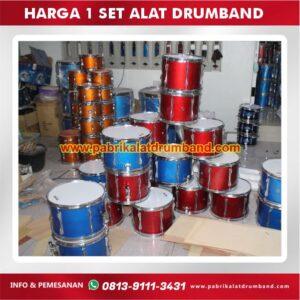 harga 1 set alat drumband