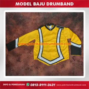 model baju drumband