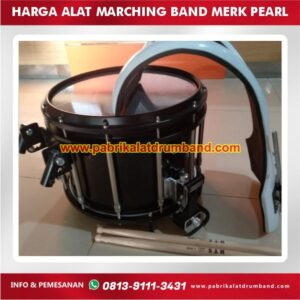 harga alat marching band merk pearl