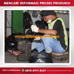 mencari informasi proses produksi