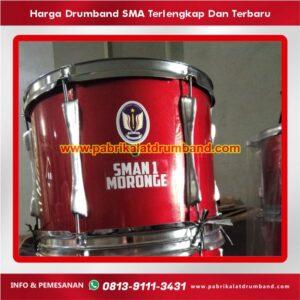 harga drumband SMA