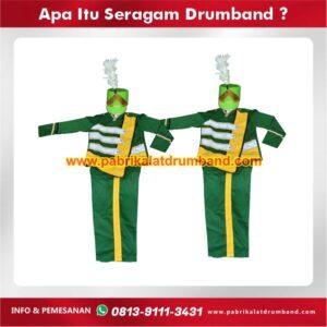 apa itu seragam drumband ?